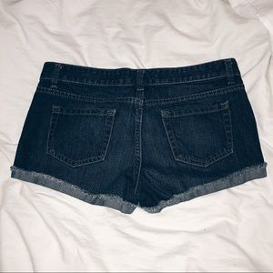 Mossimo Supply Co. Shorts - dark wash jean shorts 🖤